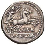 Fulvia - Cn. Fulvius, M. Calidius e Q. ...