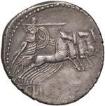 Licinia - C. Licinius L. f. Macer - Denario ...