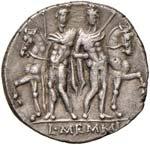 Memmia - L. Memmius - Denario (109-108 a.C.) ...