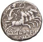 Opimia - L. Opimius - Denario (131 a.C.) ...