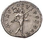 Traiano (98-117) Denario - Testa laureata a ...