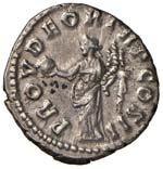 Lucio Vero (161-167) Denario - Testa a d. - ...
