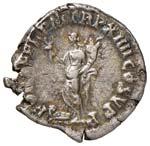 Commodo (180-192) Denario - Testa laureata a ...