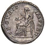 Caracalla (211-217) Denario - Busto a d. - ...