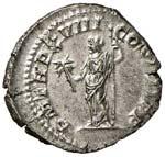 Caracalla (211-217) Denario - Testa laureata ...