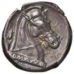 ROMA Anonime - Didramma (Neapolis, circa ...
