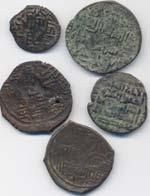 Lotto di cinque bronzi turcomanni. Non si ...
