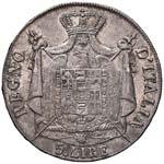 BOLOGNA Napoleone (1805-1814) 5 Lire 1809 - ...