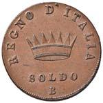 BOLOGNA Napoleone (1805-1814) Soldo 1808 - ...
