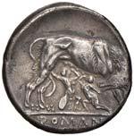 ROMA Anonime - Didramma (Neapolis, dopo il ...