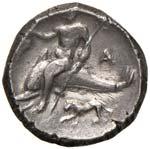 CALABRIA Taranto Statere (272-235 a.C.) ...
