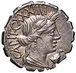 Maria (81 a.C.) Denario ...