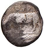 LUCANIA Thurium Triobolo (329-270 a.C.) ...