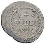 CORTE Pasquale Corti (1762-1768) 4 Soldi ...