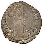DESANA Delfino Tizzone (1583-1598) Quattrino ...