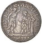 FIRENZE Cosimo III (1670-1723) Giulio 1677 - ...