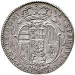 FIRENZE Francesco II (1737-1765) Mezzo ...