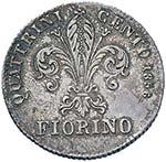 FIRENZE Leopoldo II (1824-1859) Fiorino 1856 ...
