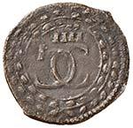 MANTOVA Assedio (1629-1630) 4 Soldi 1629 - ...
