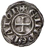MESSINA Enrico VI (1174-1196) Denaro - Spahr ...