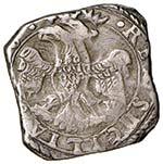 MESSINA Carlo II (1665-1700) 2 Tarì 1666 ...