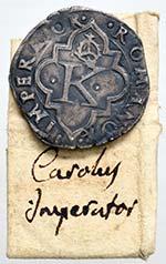 MILANO Carlo V (1535-1556) Parpagliola - MIR ...
