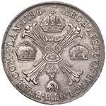 MILANO Francesco II (1792-1796) Crocione ...