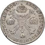 MILANO Francesco II (1799-1800) Crocione ...