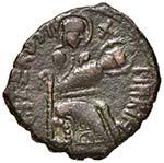 MILETO Ruggero I (1072-1101) Trifollaro - ...
