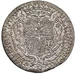 MODENA Francesco III (1737-1780) Scudo 1739 ...
