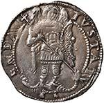 NAPOLI Ferdinando I (1458-1494) Coronato ...