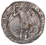 NAPOLI Ferdinando I (1458-1494)Coronato ...