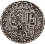 NAPOLI Carlo II (1674-1700) Ducato 1689 - ...