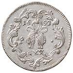 NAPOLI Carlo II (1674-1700) Tarì 1692 - ...