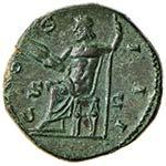 Marco Aurelio (160-180) Dupondio - Testa ...