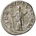 Valeriano (253-260) Antoniniano (Viminacium) ...
