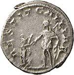 Gallieno (253-268) Antoniniano (Treveri) ...