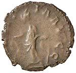 Vittorino (269-271) Antoniniano (Treviri) ...