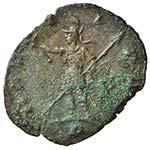 Quintillo (270) Antoniniano - Busto radiato ...