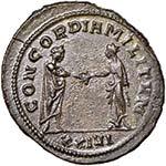 Aureliano (270-275) Antoniniano - Busto ...