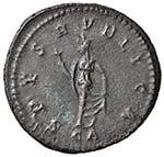 Tacito (275-276) Antoniniano (Lugdunum) ...