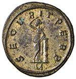 Tacito (275-276) Antoniniano (Ticinum) Busto ...