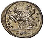 Probo (270-275) Antoniniano - Busto radiato ...
