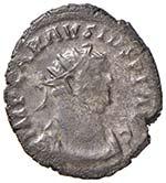 Carausio (87-293) Follis ...