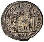 Diocleziano (285-305) Antoniniano (Tripoli) ...
