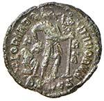 Valentiniano I (364-375) Piccolo bronzo ...