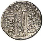REGNO DI SIRIA Antioco VIII (121-96 a.C.) ...