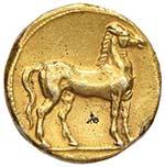 ZEUGITANIA Cartagine Statere (circa 350-320 ...