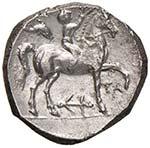 CALABRIA Taranto - Nomos (circa 281-228 ...