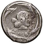 SICILIA Siracusa - Tetradramma (475-470 ...